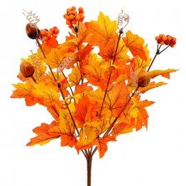 Jesenný ker žltý