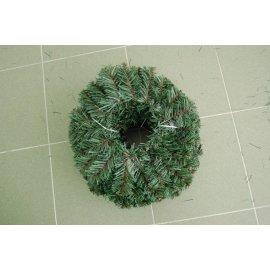 Věnec kruh prázdny 40cm